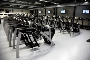 It's easier now than ever to stay in shape but why do people still refuse to hit the gym? It's a test of willpower.