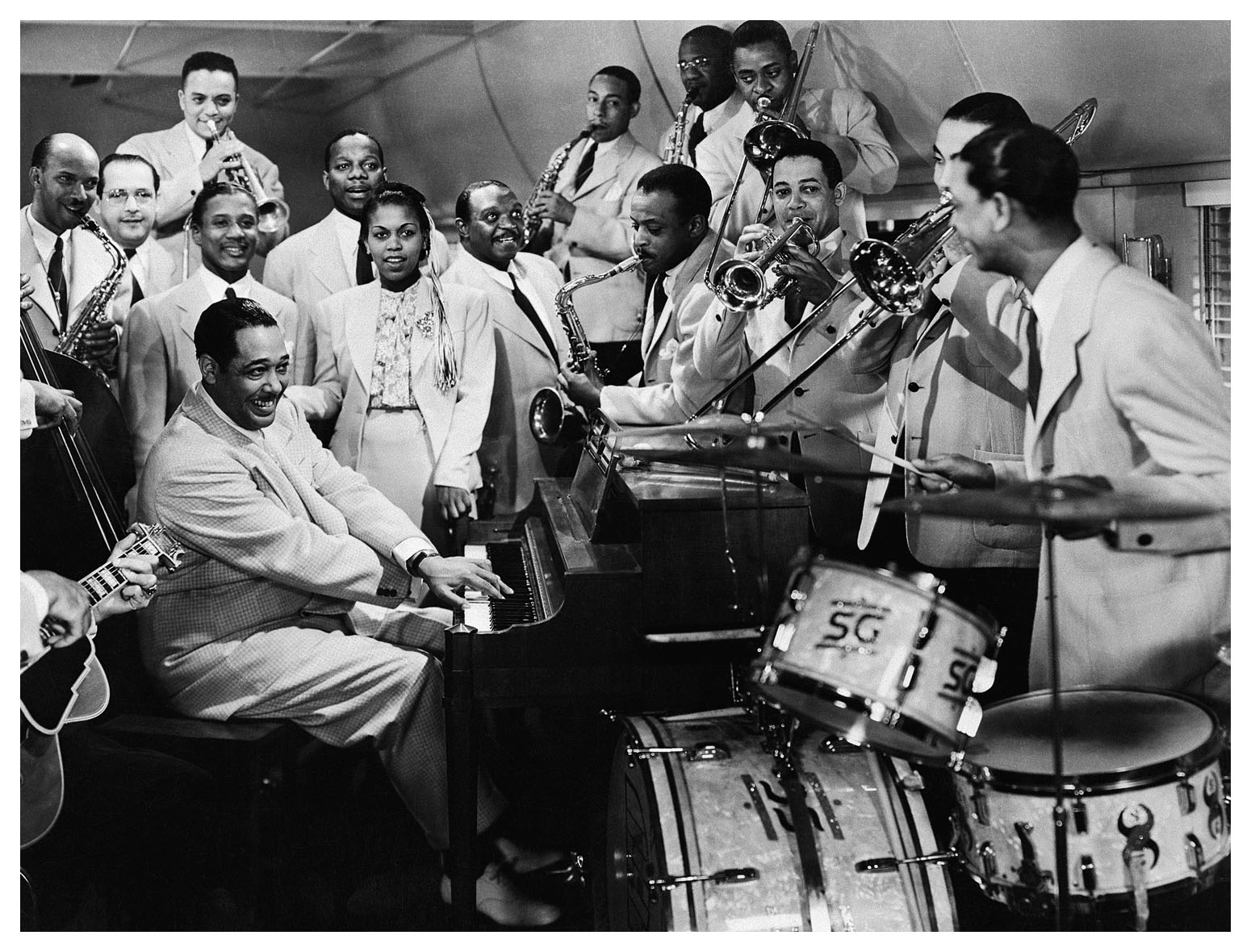 Duke Ellington His Life in Jazz With 21 Activities