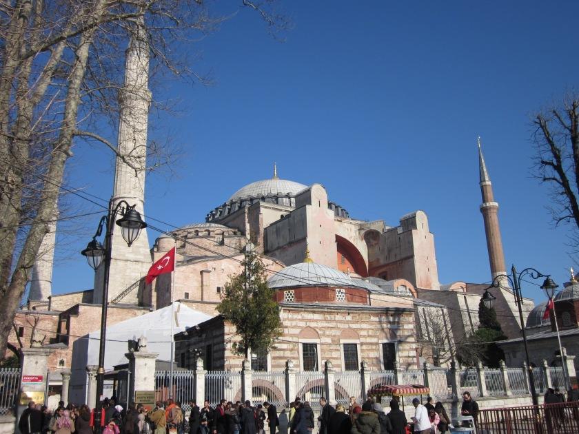 Istanbul, Turkey (Hagia Sophia)