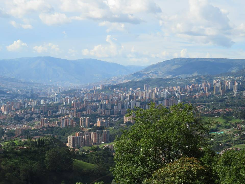 Hiking in Envigado