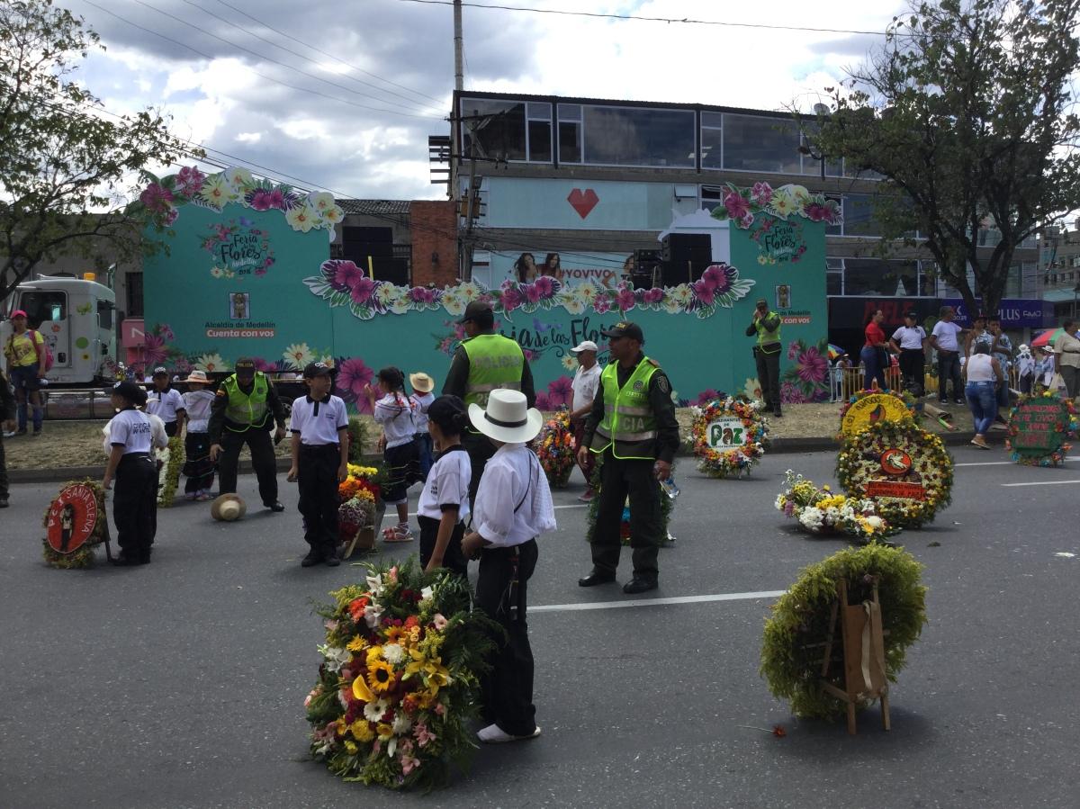 El Desfile de LosSilleteros