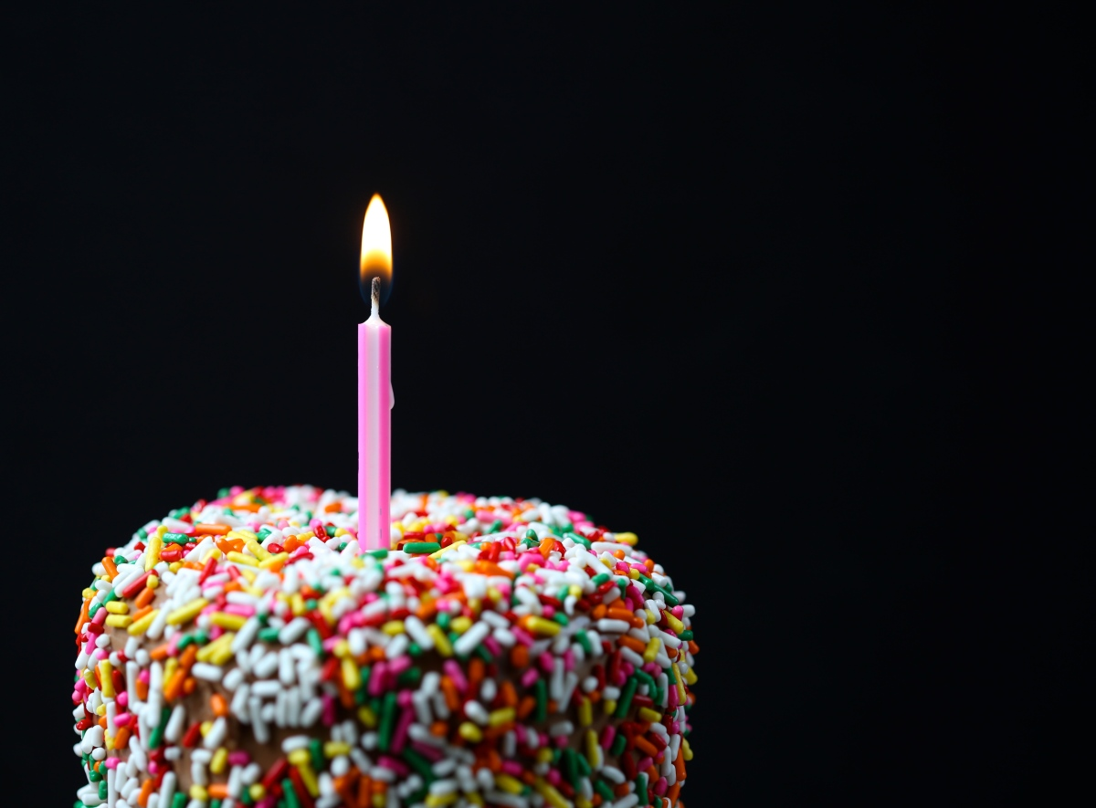 The Blog Turns One