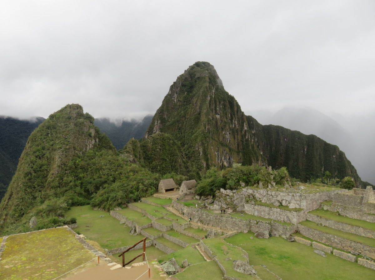The Wonder of Machu Picchu