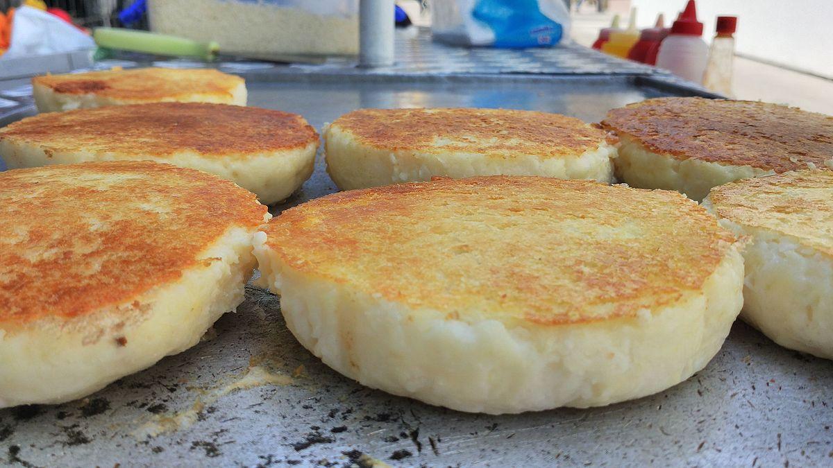 Cuisine Spotlight –Arepa