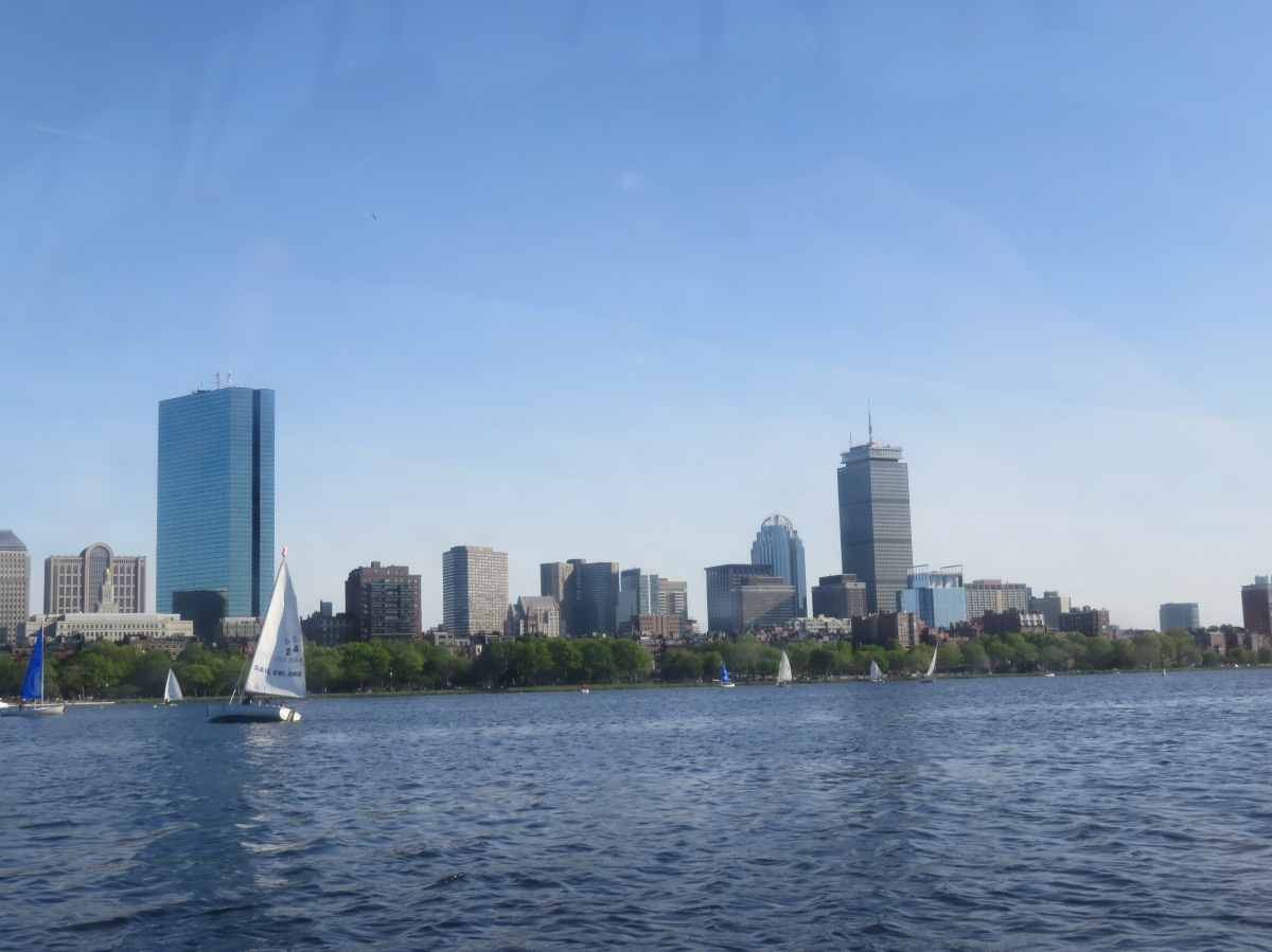 Boston on theCharles