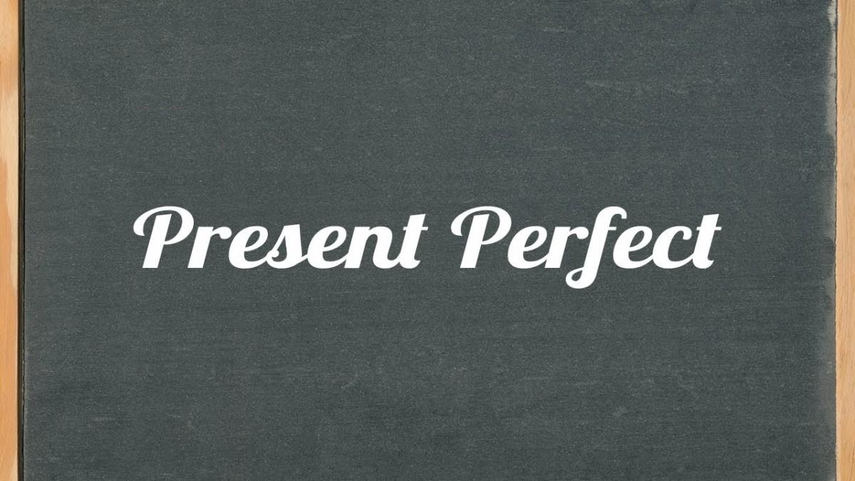 English Corner – Present PerfectTense