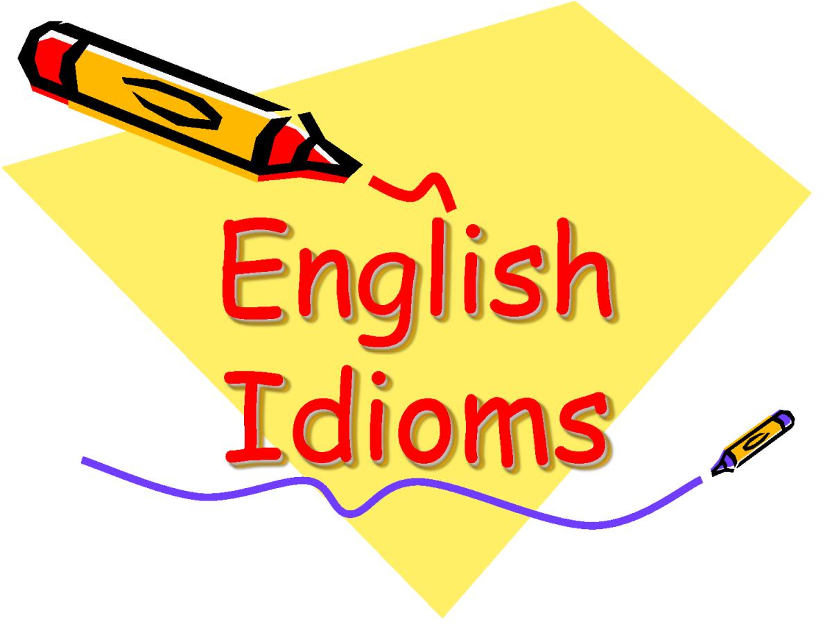English Corner –Idioms