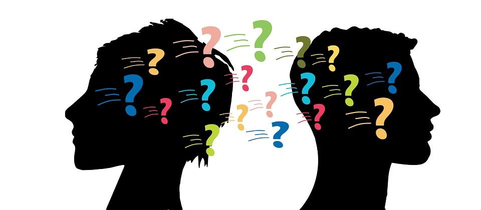 English Corner – QuestionWords