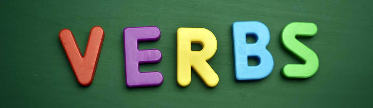 English Corner – Regular and Irregular Verbs