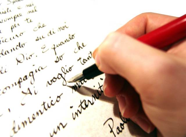 English Corner – Writing a Good Essay – The Life and Times of Ben
