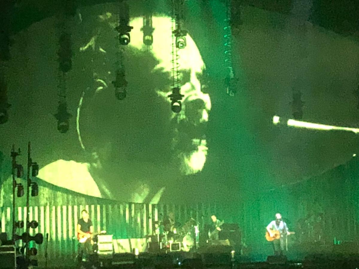 Radiohead @ TDGarden
