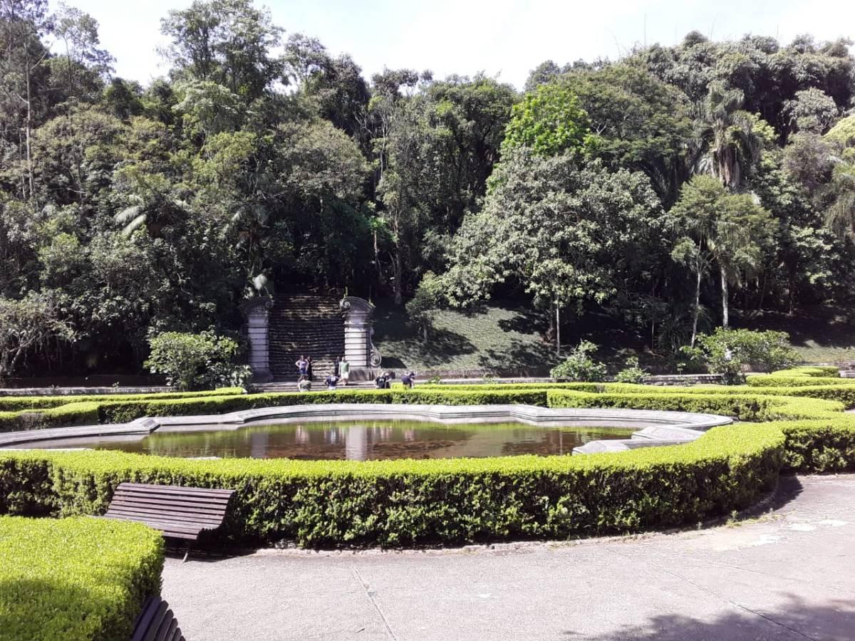 Botanical Garden of SãoPaulo