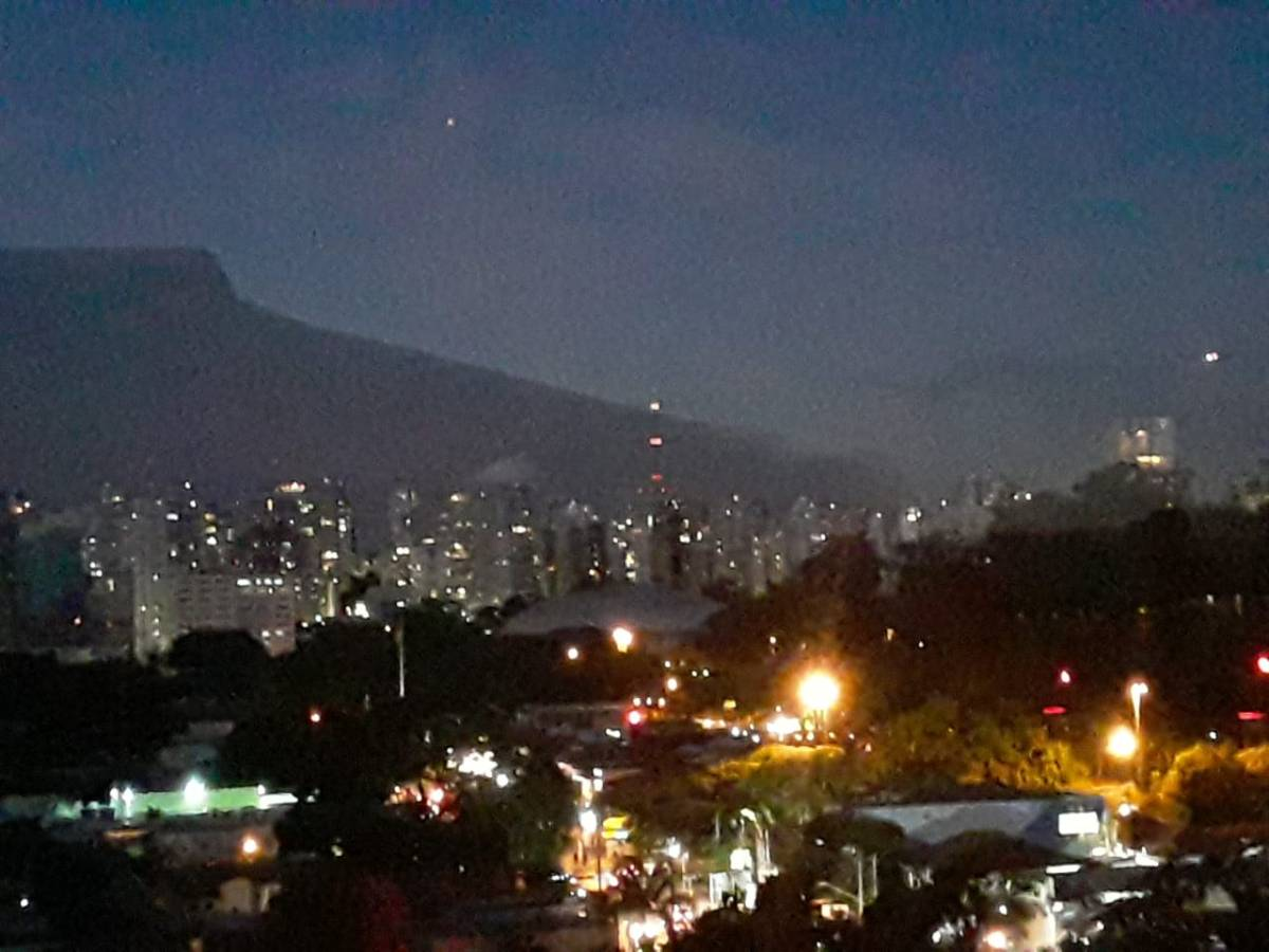 Nighttime in Sampa