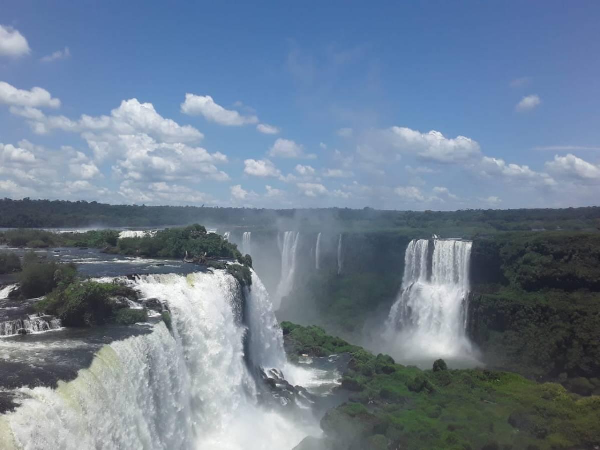 Iguazu Falls – BrazilSide