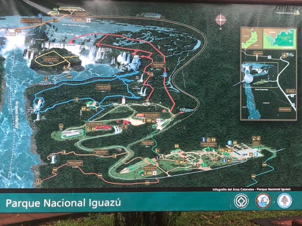 Iguazu Falls – ArgentinaSide
