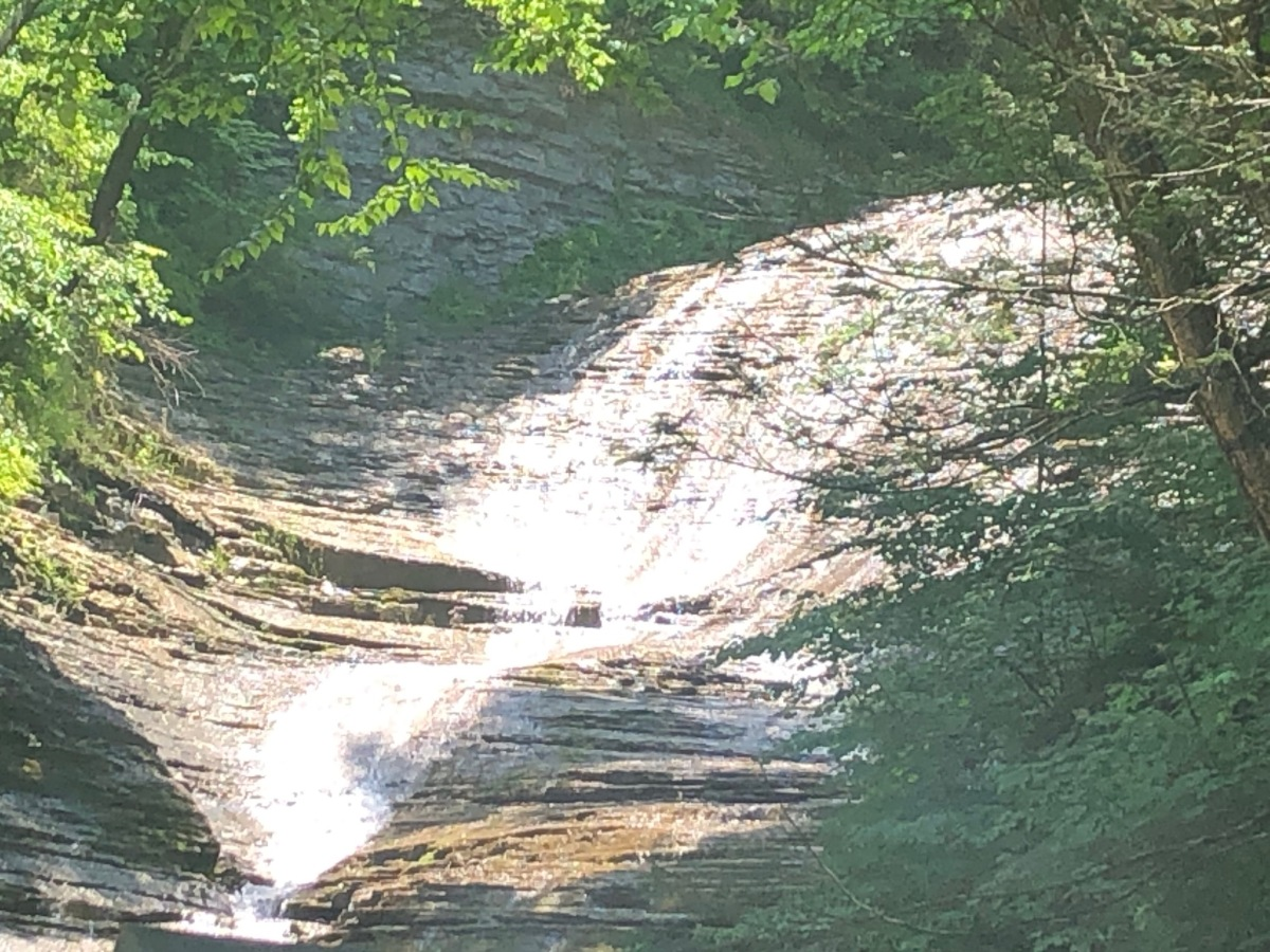 Buttermilk Falls StatePark