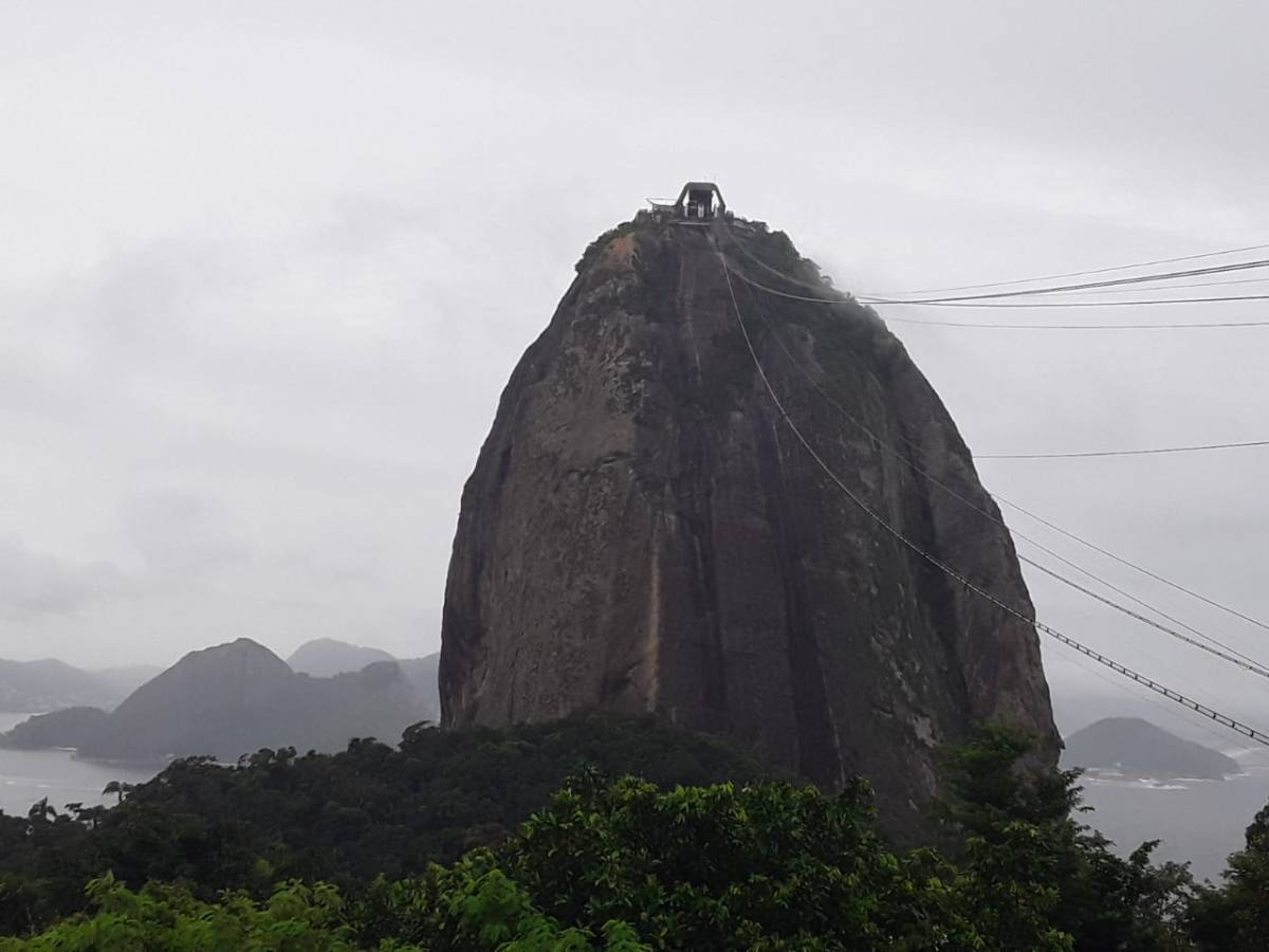 Pão de Açucar (Sugarloaf Mountain)