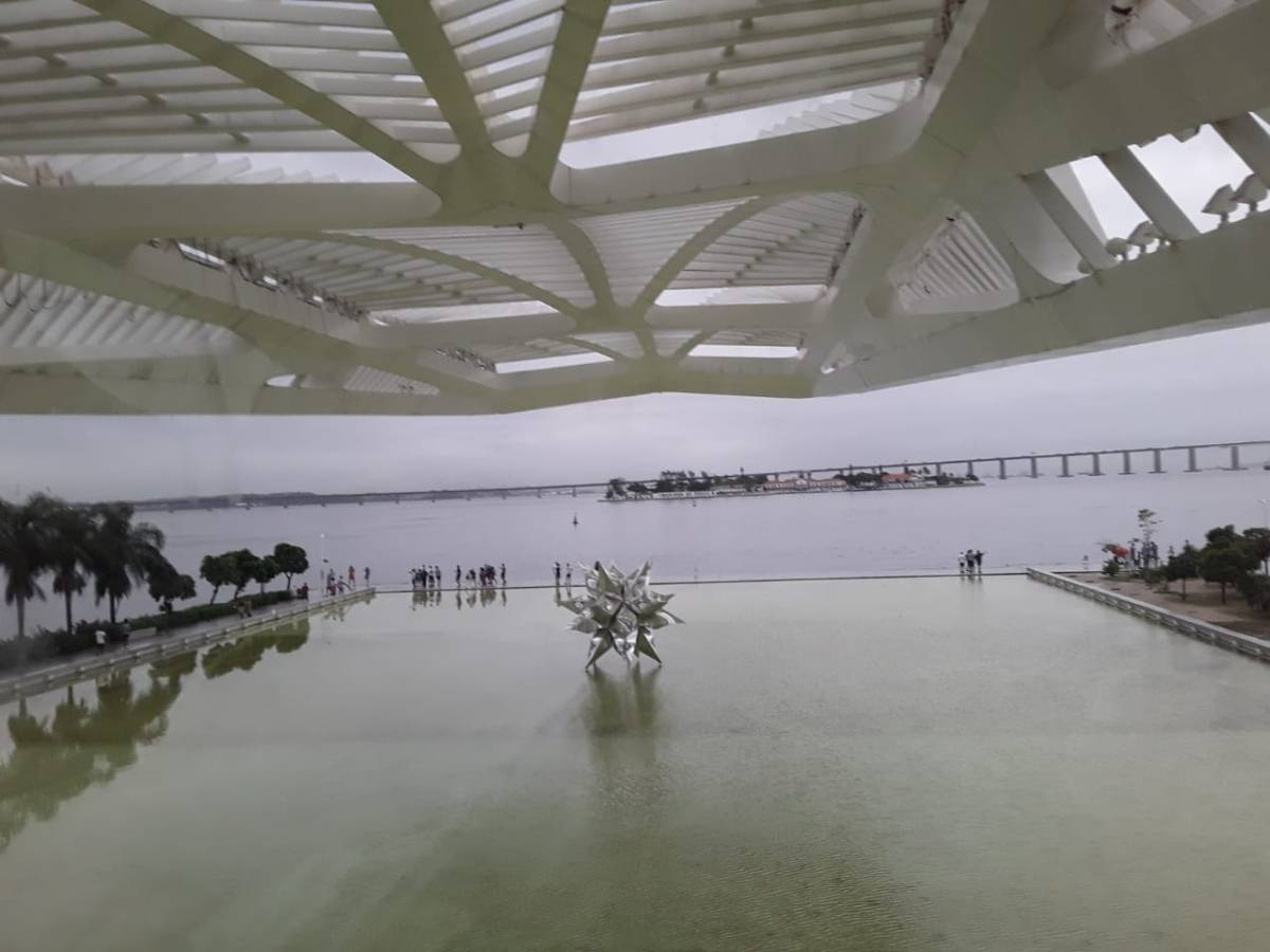 Museum of Tomorrow (Museo do Amanhã)