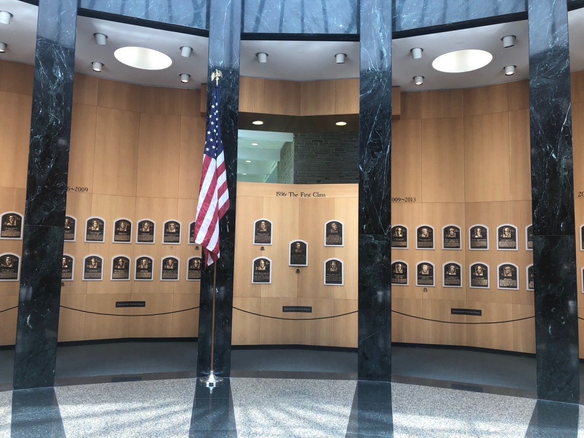 Cooperstown – National Baseball Hall of Fame