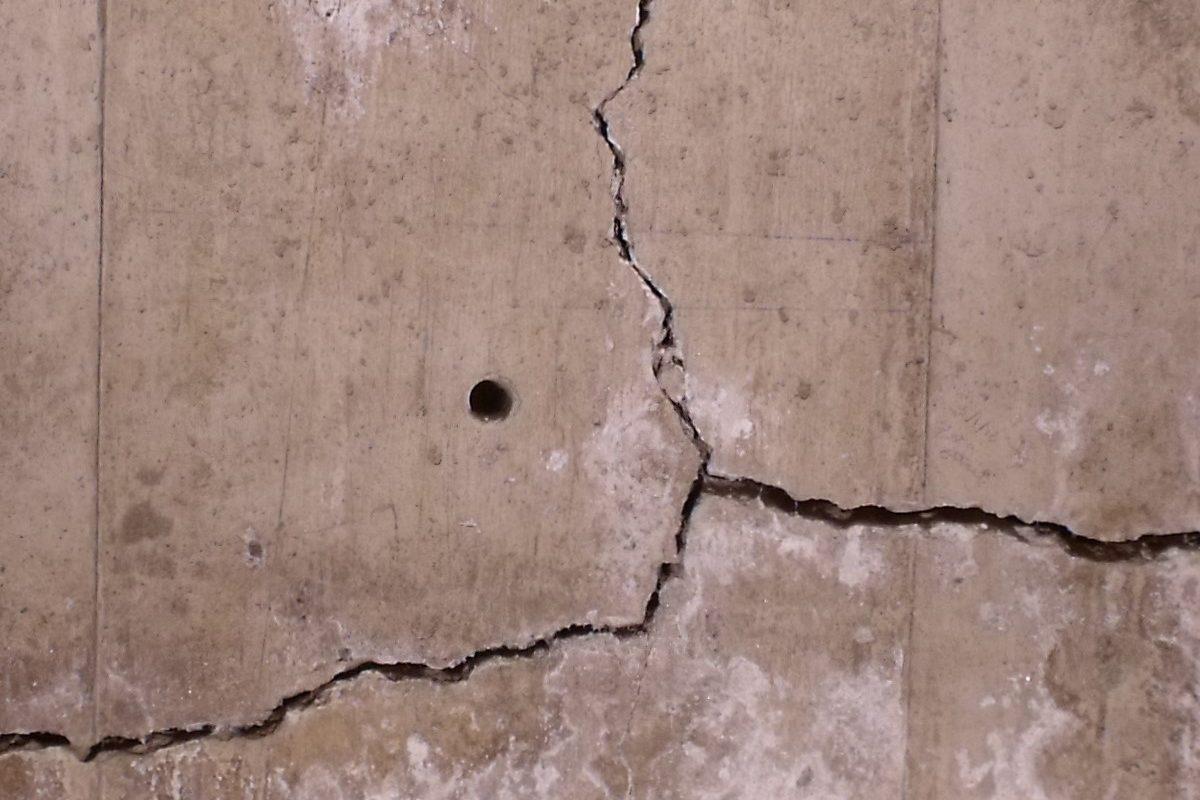 Cracks In TheFoundation