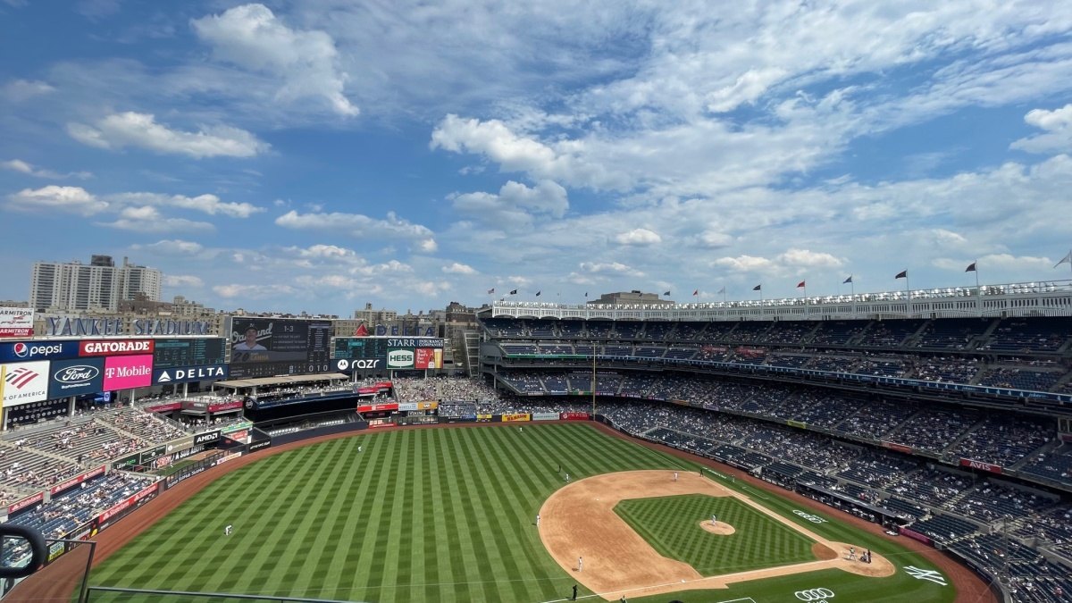 The Cathedral ofBaseball