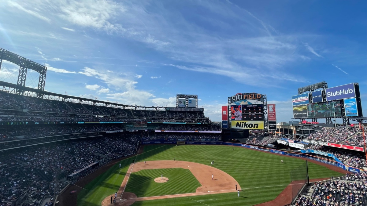A Day at CitiField